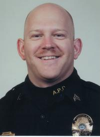 Alcoa police Department Sergeant Tim Hunt