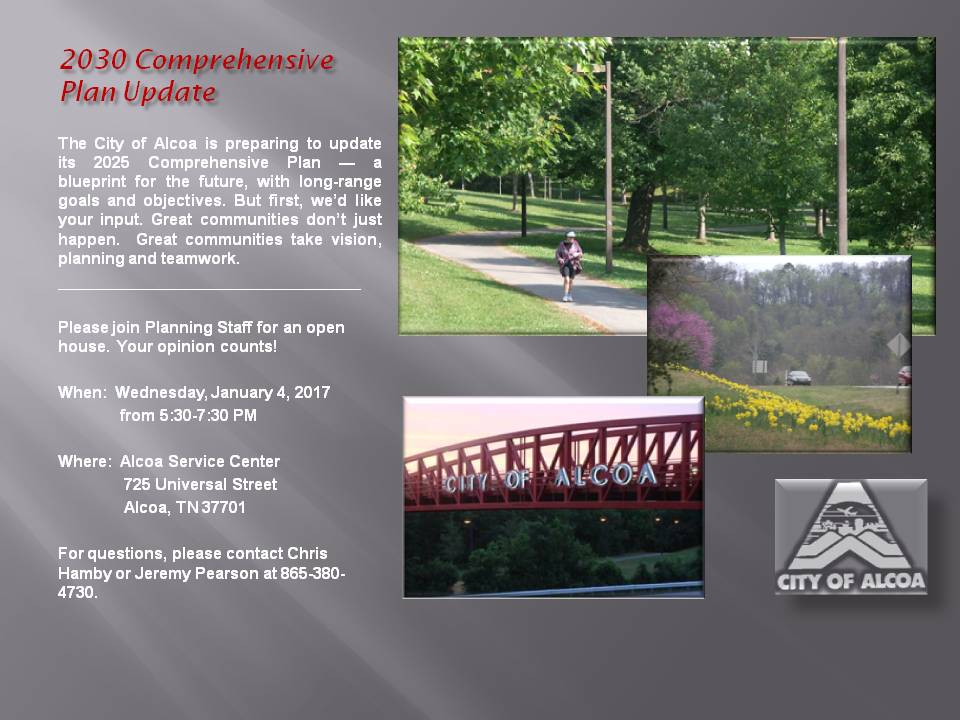 ARPC Comprehensive Plan Opern House Flyer