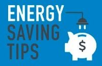 Energy Saving Tips image with a piggy bank Opens in new window