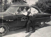 Alcoa Police Department 1940s Buick Patrol Car